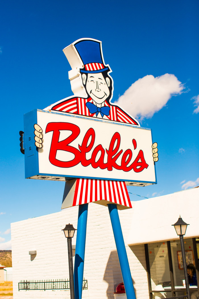 11. Blake's Lotaburger