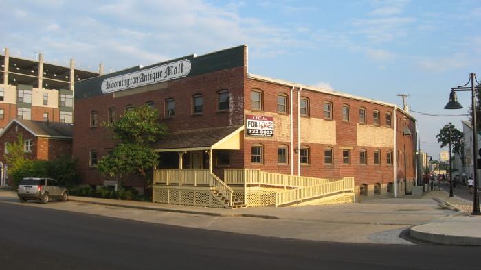 4. Bloomington Antique Mall