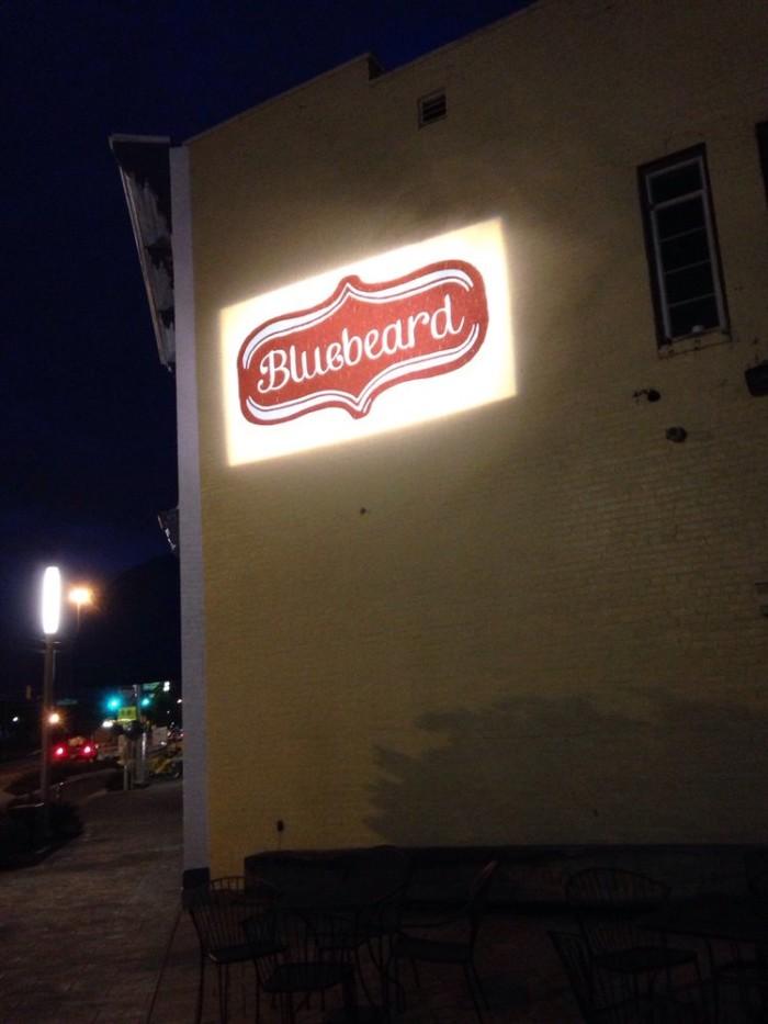11. Bluebeard - Fountain Square (Indianapolis)