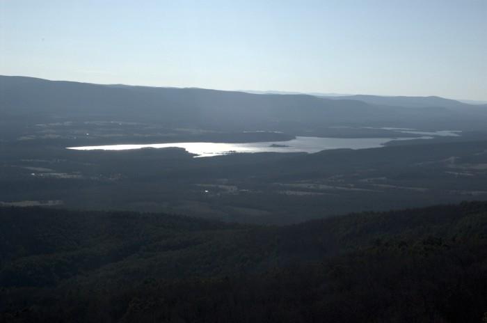11. Blue Mountain Lake