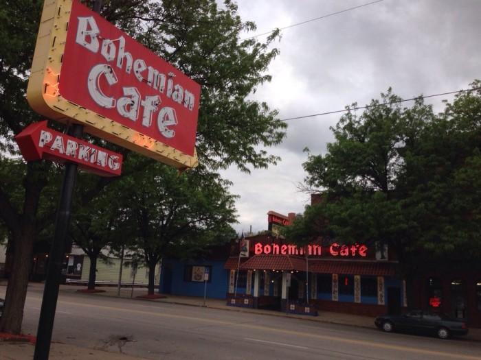 Bohemian Cafe, Omaha