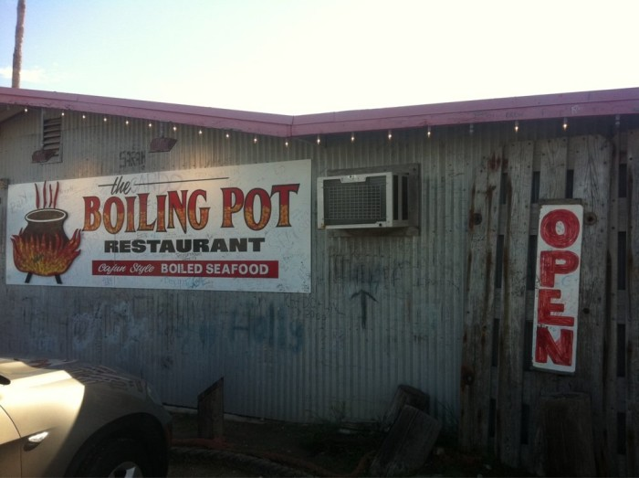 2. The Boiling Pot (Rockport)
