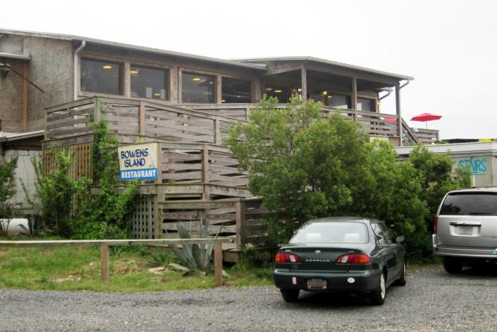 1. Bowens Island - Charleston, SC
