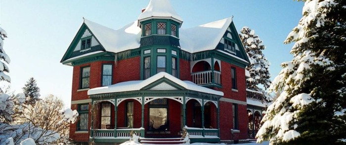 2. Lehrkind Mansion Bed and Breakfast, Bozeman