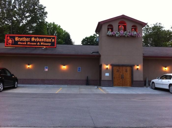 Brother Sebastian's Steakhouse, Omaha