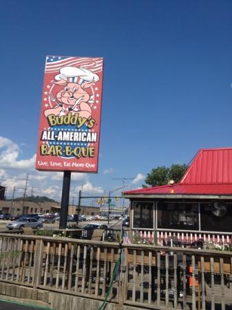 4. Buddy's All American Barbecue