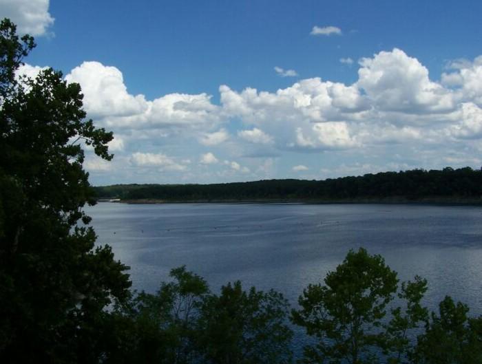 7. Bull Shoals Lake