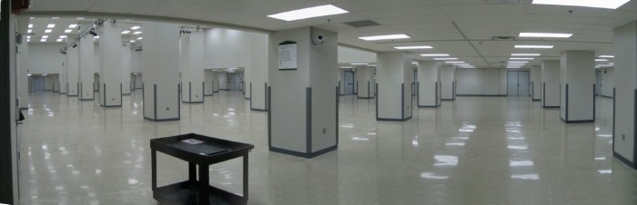 Though it was a top secret then, it's open for tours now.  It also has meeting rooms, which were added in 2006 and named for members of the House of Representatives and the Senate as well as the architect of the Capitol when the Bunker project started in 1956 - Knowland, Johnson, Rayburn, Stewart, and Martin.