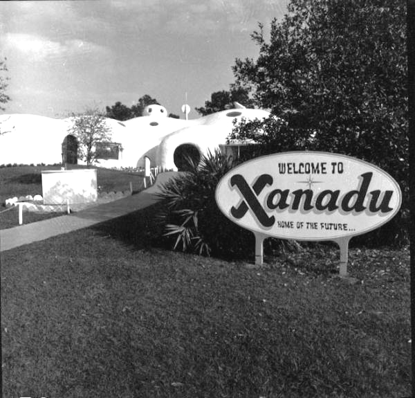 3. Take a tour of Xanadu, the Home of the Future, in Kissimmee.