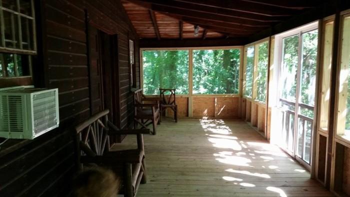 Matoaka Beach Cabins, St. Leonard