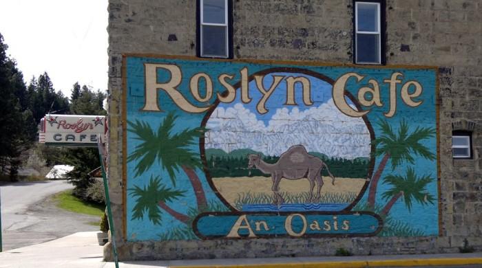 4. Roslyn Cafe, Roslyn