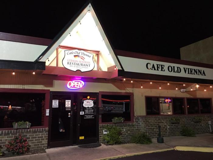 8. Cafe Old Vienna German Restaurant - 1604 N Kings Hwy, Myrtle Beach, SC 29577