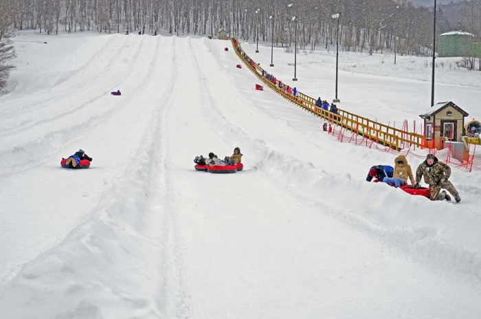 1. Canaan Valley Resort