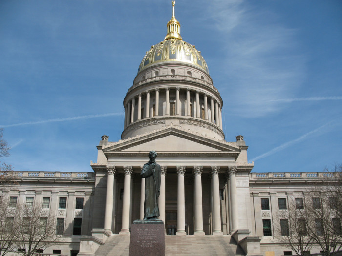 8. The state Capitol