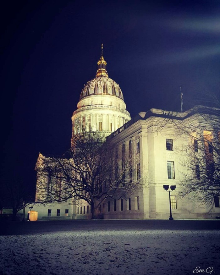 15. Here's another great shot of our Capitol building.