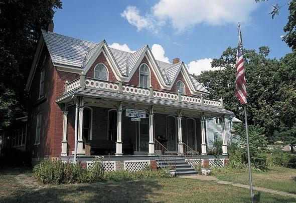 2. Bailey House Museum, Brownville