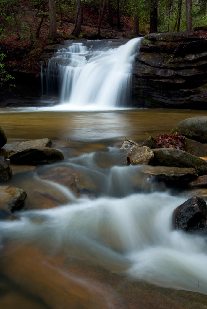 2. Carrick Creek Falls