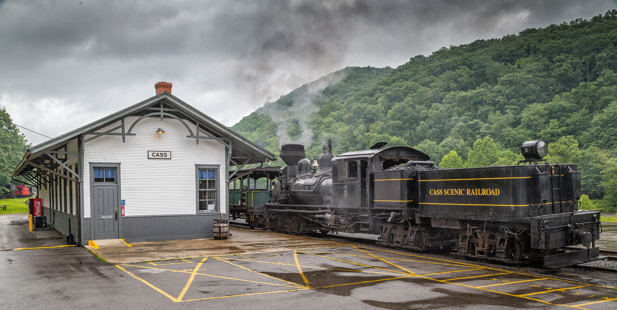 10 Beautiful Photos Of Cass Scenic Railroad State Park
