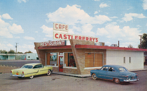 Used Cars Albuquerque >> 10 Vintage Photos Of New Mexico In The 1950s.
