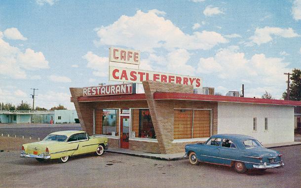 1. Castleberry's Café in Deming.
