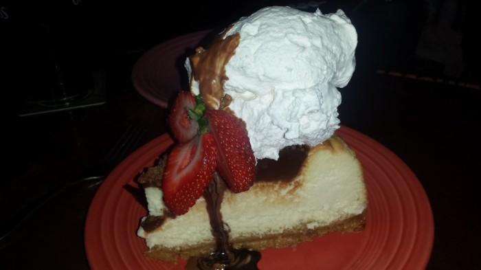 cheesecake yesterdays