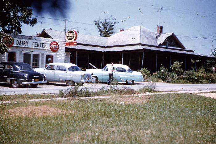 15. This was taken in 1956. The notes attached to this photo place it in Chesterfield, South Carolina.