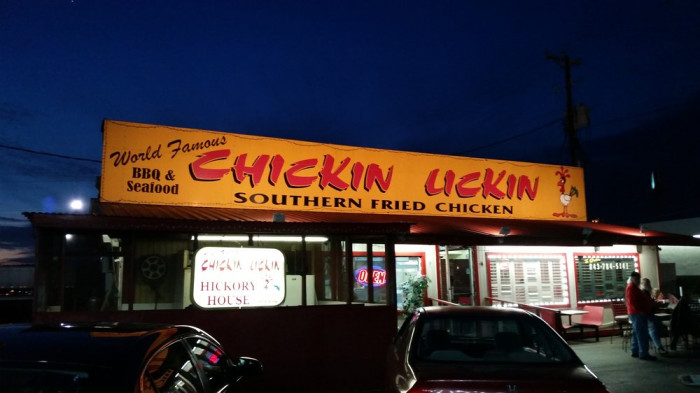 6. The Chickin Lickin' Hickory House - Hardeeville, SC