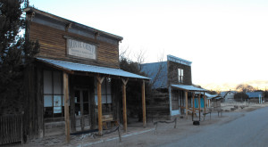 Visit These 8 Creepy Ghost Towns In New Mexico At Your Own Risk