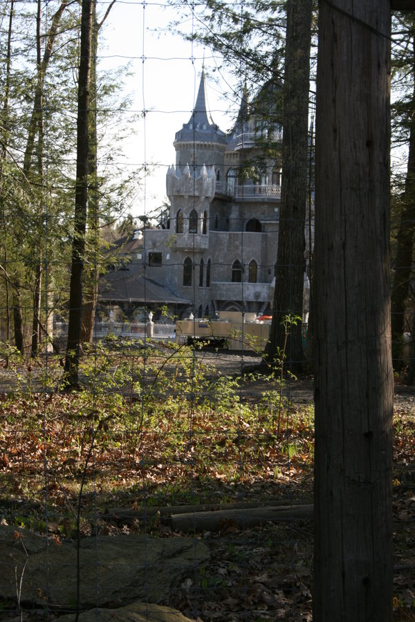3. Chrismark Castle, Woodstock