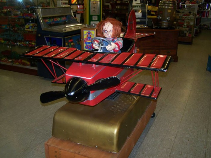 7. Toy Town Antiques & More, Berlin