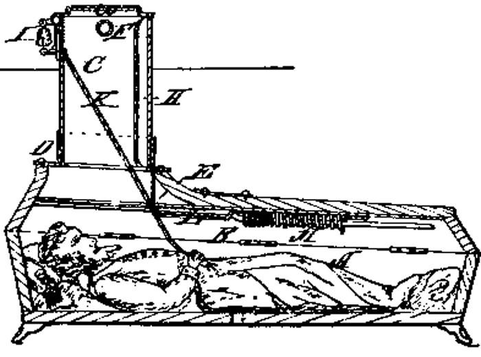 coffin-box
