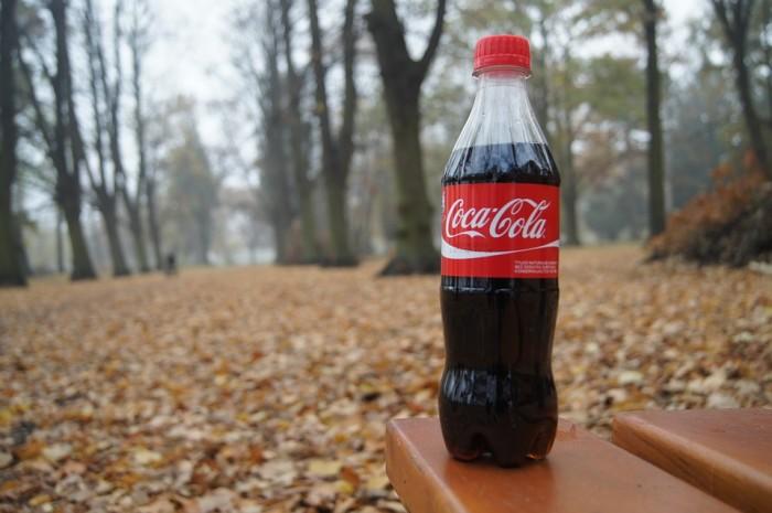 11. The Coca Cola Bottle