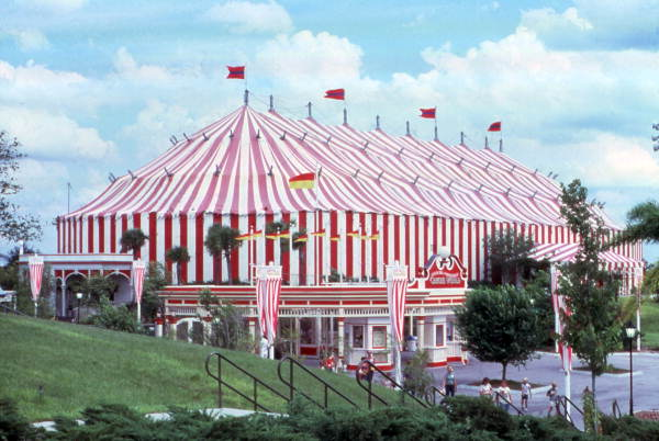 5. Join the circus for a day atCircus World in Haines City.