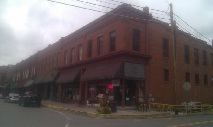 7. The Corner Shop in Bramwell