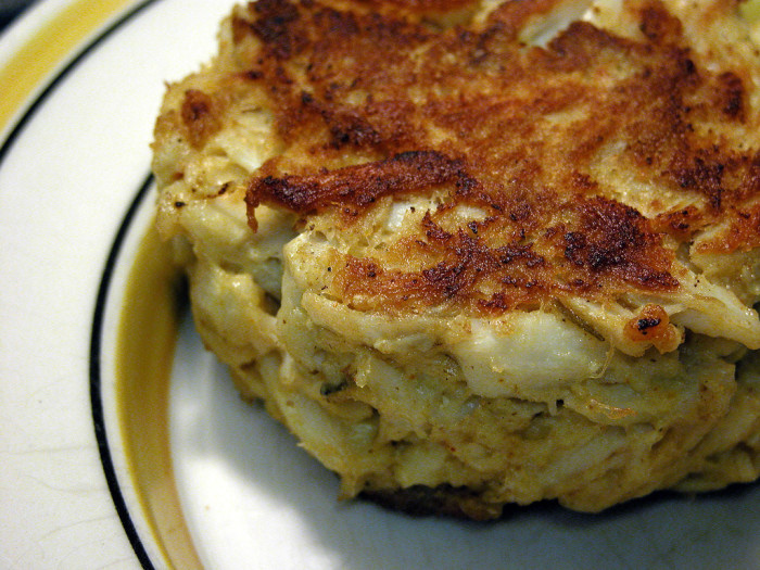1. Crabcakes anywhere else will never live up to your expectations.