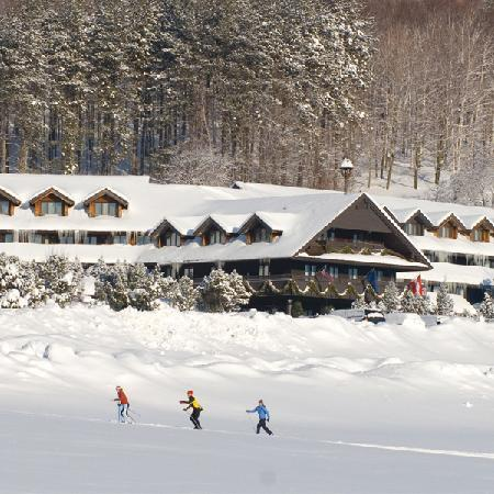 4.  Trapp Family Lodge Outdoor Center - 700 Trapp Hill Rd, Stowe
