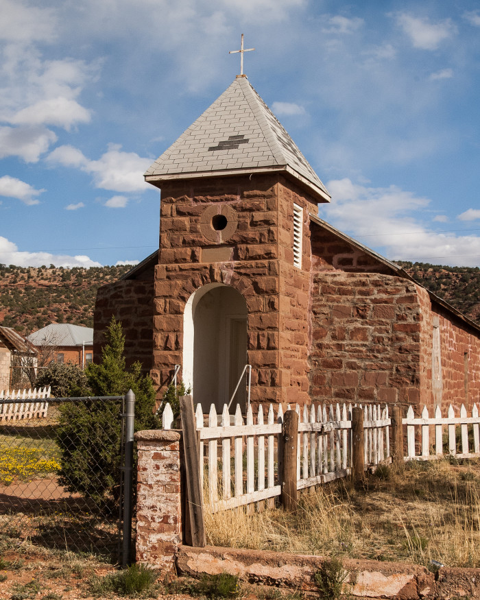8 Creepy Ghost Towns In New Mexico