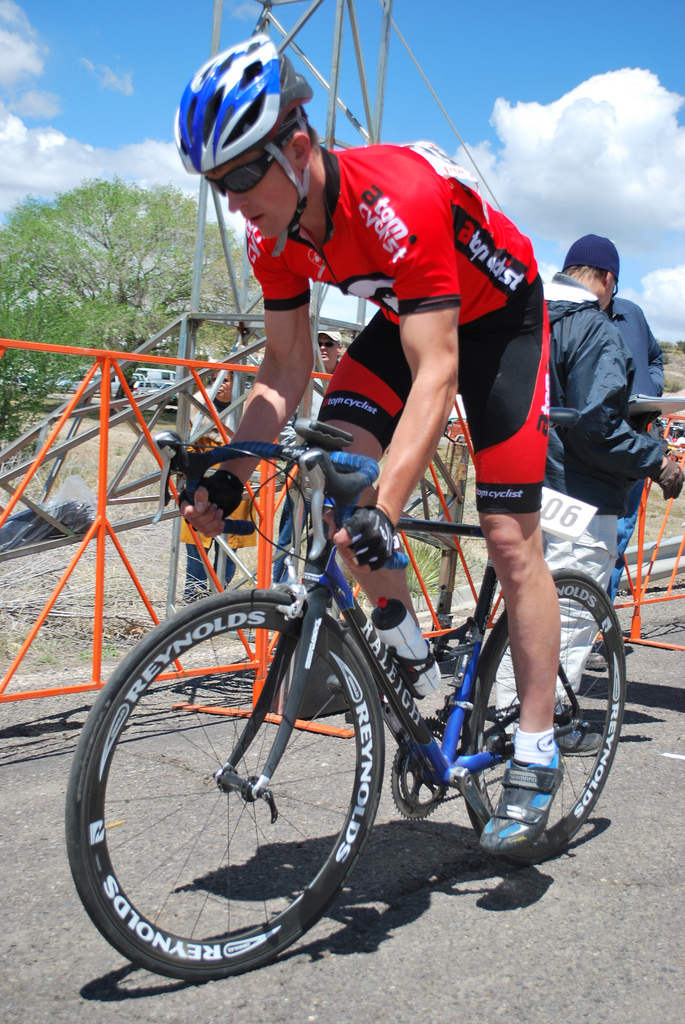 12. Cyclists