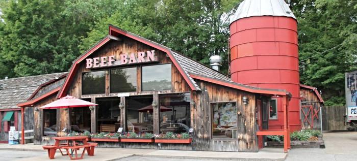 4. The Beef Barn