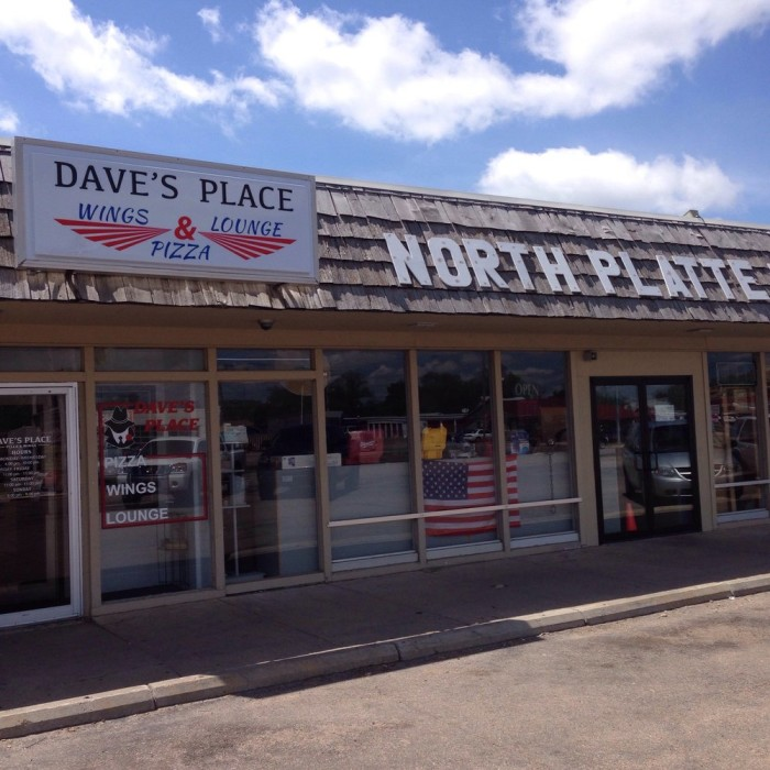 6. Dave's Place, North Platte