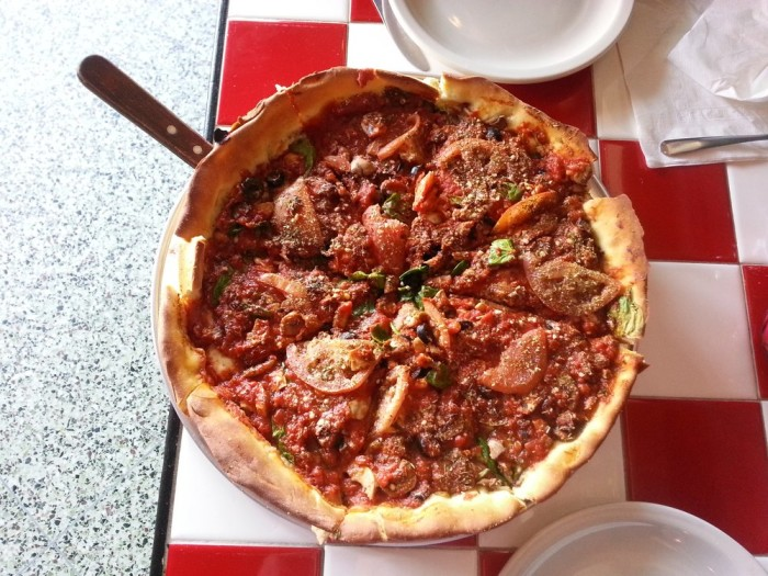 deep dish south of chicago indiana