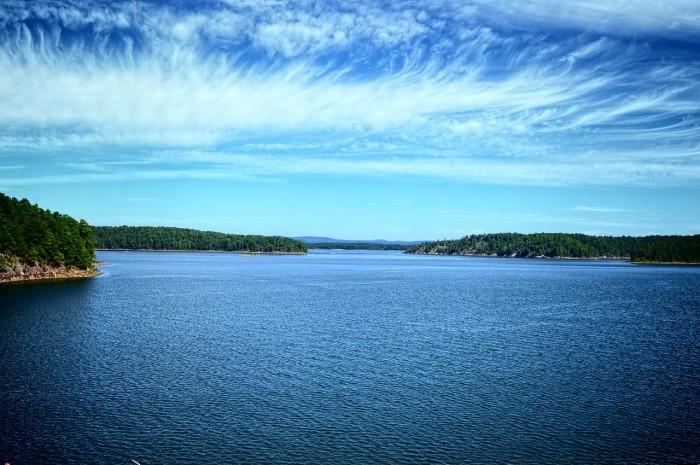 2. Degray Lake