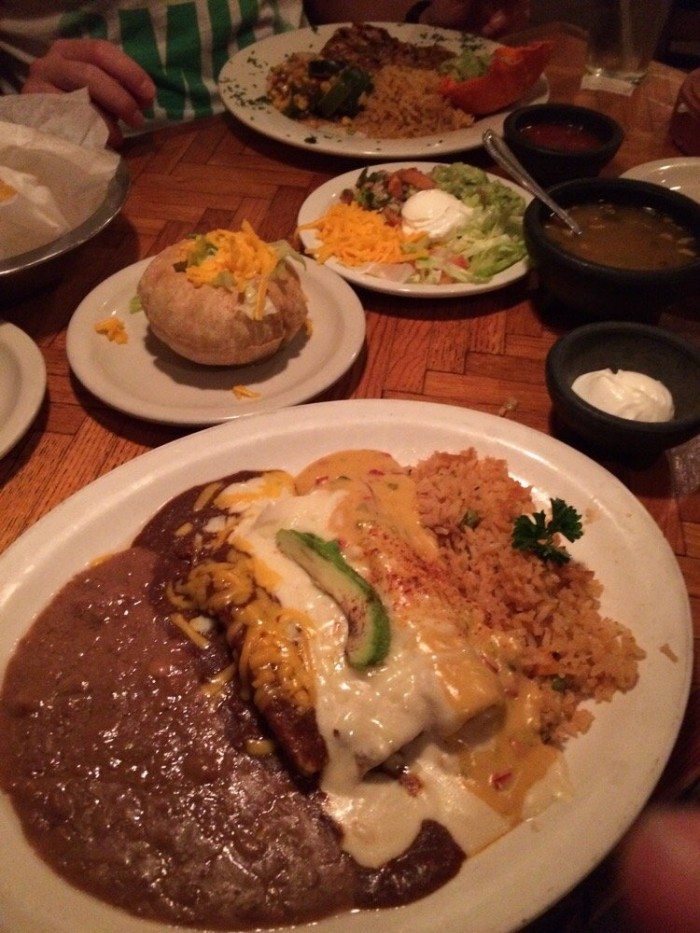 Mexican Food Restaurants In Amarillo Texas