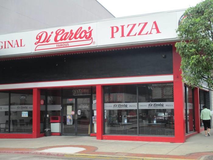 11. DiCarlo's Pizza