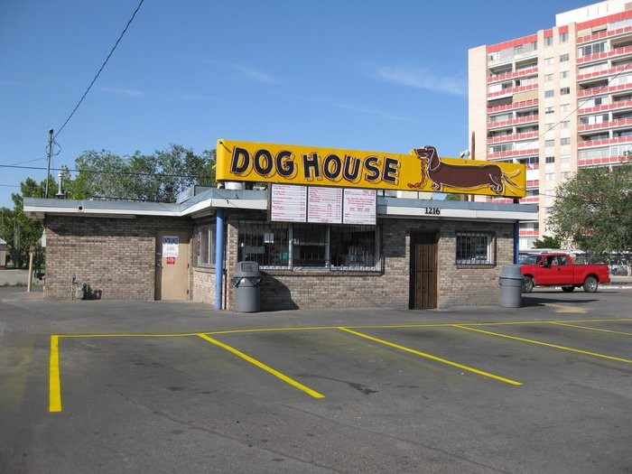 6. Dog House Drive In, Albuquerque