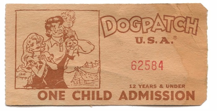 9. Dogpatch Ticket