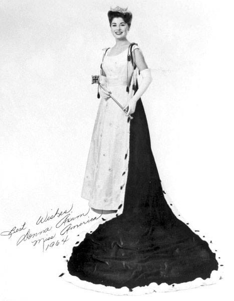 2. Miss America 1964