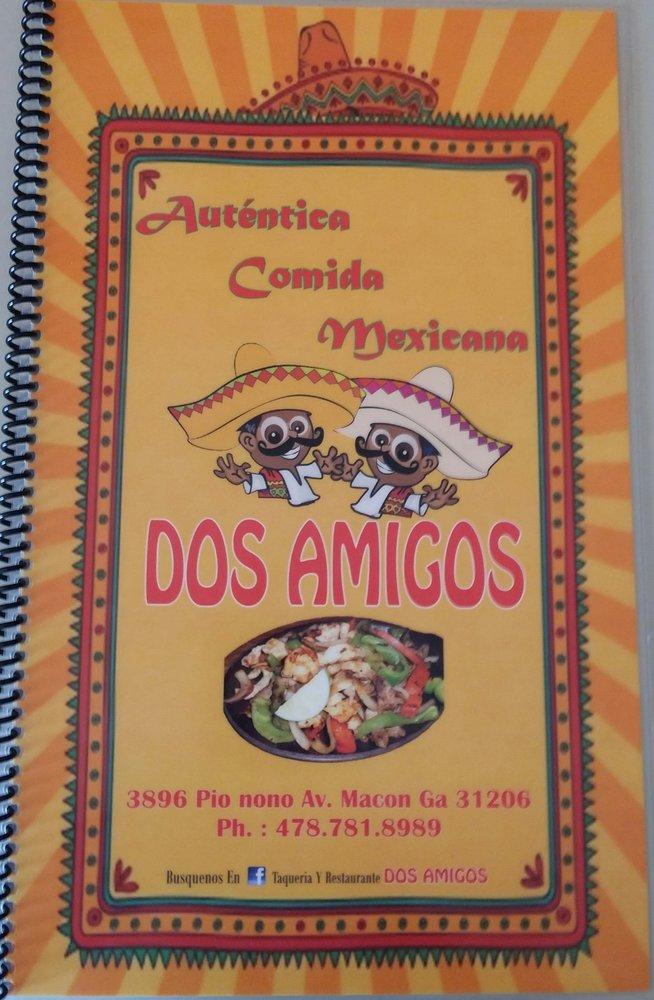 Dos Amigos Mexican Food