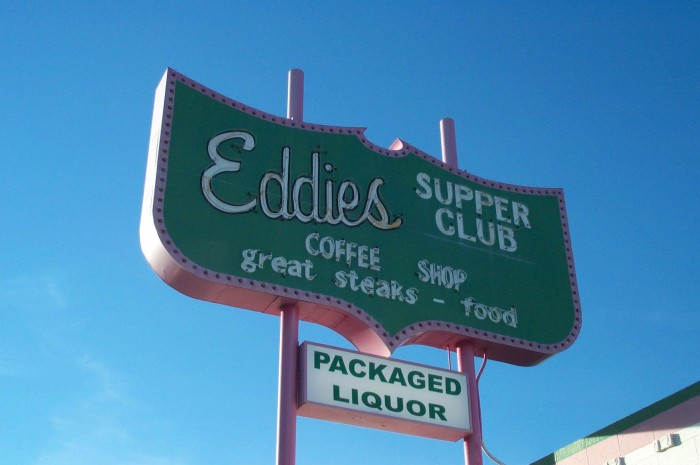 10. Eddie's Supper Club, Great Falls