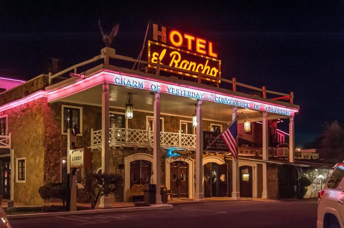 1. El Rancho Hotel, Gallup